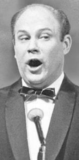 Ingvar Wixell Swedish opera singer
