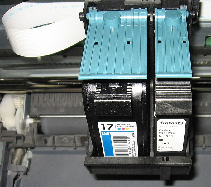 File:Ink-jet printer inside-cartridges.jpg