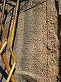 Inscription on the Nandi Rock at Shivagange Hill.jpg