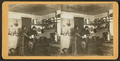 Inside Amana Community kitchen, caa. 1907, Iowa, from Robert N. Dennis collection of stereoscopic views.png