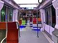 Intérieur Train Francilien Gare Haussmann St Lazare Paris 3.jpg