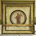 Interieur, overzicht van een interieurschildering in de theekoepel - Haarlem - 20388337 - RCE.jpg
