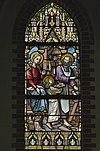 interieur mariakapel, glas in loodraam, detail verkleuringen - lith - 20334105 - rce