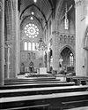 interieur transept naar het noorden - alkmaar - 20005942 - rce