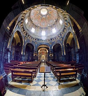 Sanctuary of Loyola - Interior