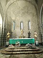 Interior església de Santa Maria d'Arles.jpg