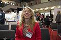 Ioana Nicolaie, Göteborg Book Fair 2013 2.jpg