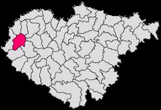 Ip, Sălaj Commune in Sălaj County, Romania