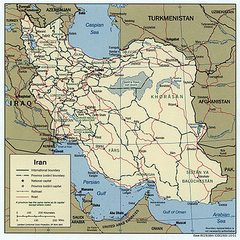 Transport in Iran - Wikipedia, the free encyclopedia