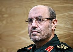 Iranian Defence Minister Hossein Dehghan press conference 20 Aug 2016 02.jpg