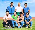 Iranian weightlifting team 1975.jpg
