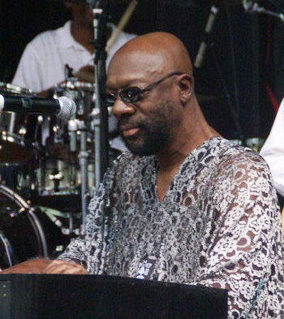 Picture of a band or musician: Isaac Hayes