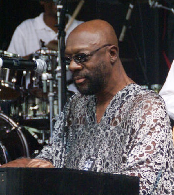 Photo Isaac Hayes via Wikidata