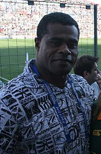 Isoa Neivua Fijian rugby union player