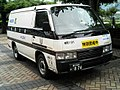 Isuzu Fargo armoured van of Sohgo Security Services 20060808.jpg