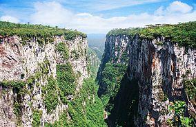 Itaimbézinho Canyon 2006.jpg