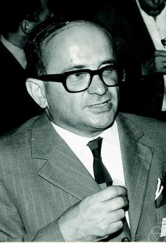 János Aczél (mathematician) - Aczél in 1970
