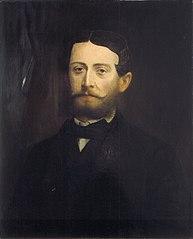 Adolf Jan Derck (1834-1863), Graaf van Rechteren