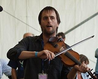 Jon Boden British singer