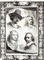 JCWeyerman C Jan Weenix- David Beck- Simon Peter Tilmans and Hendrik Zorg.png