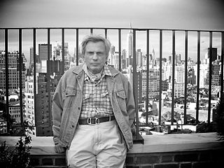 Jerome Charyn American writer