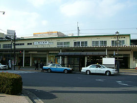 Image illustrative de l'article Gare de Shin-Koiwa