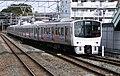 JR Kyushu 811 PM7 at Fukkodaimae Station 20100217 1407.jpg