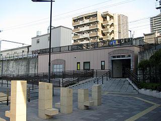 Sakuranomiya Station Railway station in Osaka, Japan