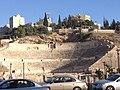 Jabal Al Qala'a, Amman, Jordan - panoramio.jpg