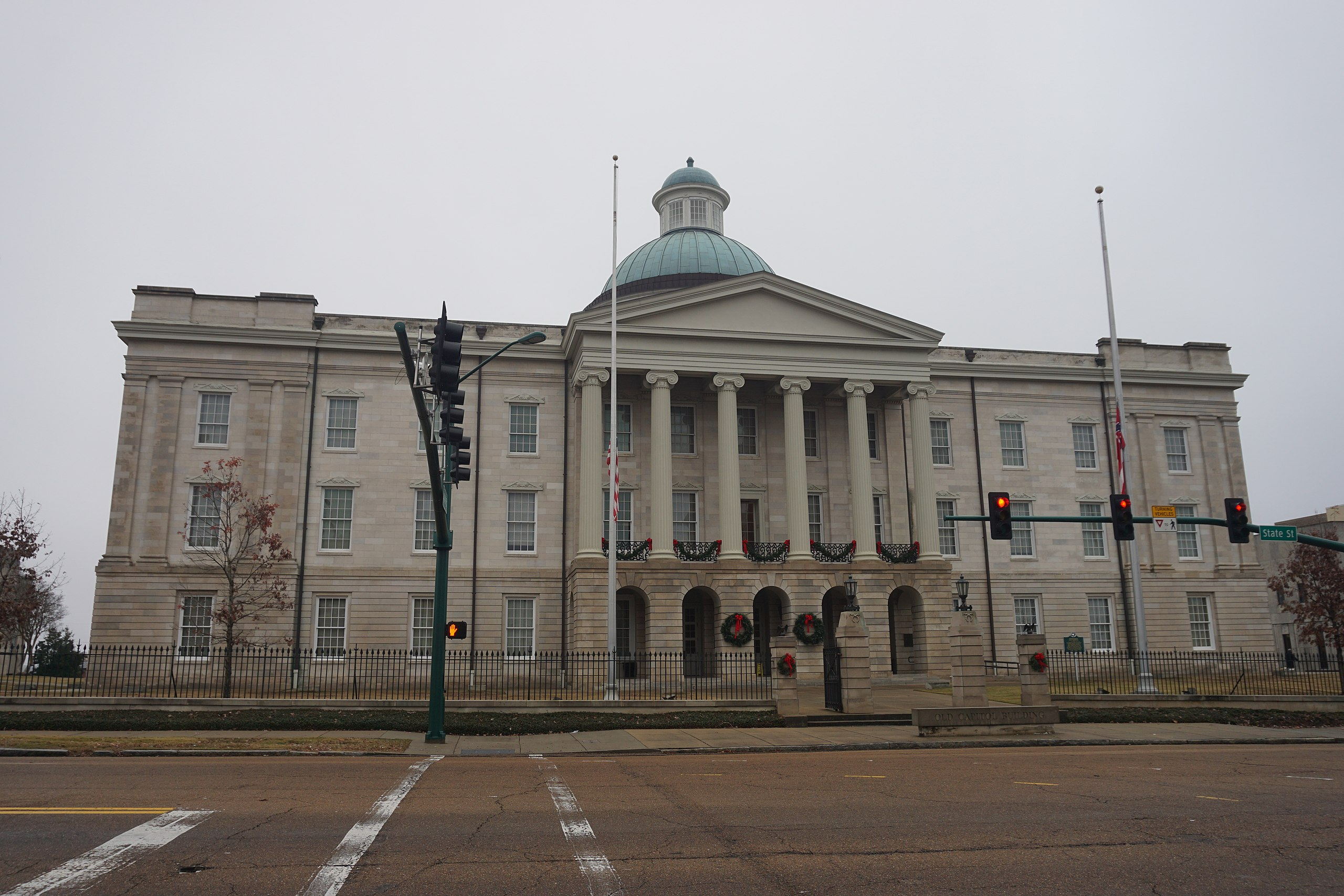 Jackson December 2018 37 (Old Mississippi State Capitol).jpg