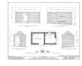 Jacob Wills House, Marlton, Burlington County, NJ HABS NJ,3-MART.V,1- (sheet 20 of 20).png