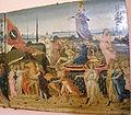 Jacopo del sellaio, trionfo della pudicizia 1480-1485.JPG