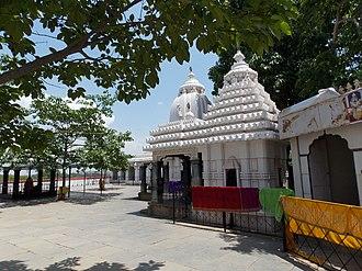 Jagannath Temple, Koraput - Image: Jagannath Trmple at Koraput