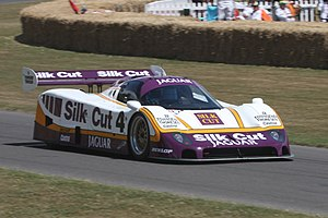 Jaguar XJR-8 - Jaguar XJR-8 at the 2009 Goodwood Festival Of Speed