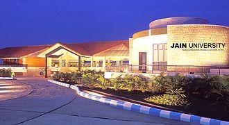 Jain University - Image: Jain University Bangalore