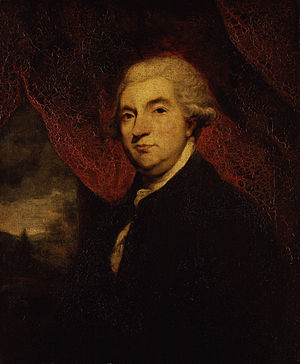 James Boswell, by Sir Joshua Reynolds (died 17...