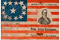 James Buchanan campaign flag, 1856.jpg