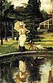 James Tissot - In an English Garden.jpg