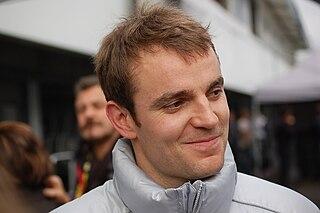 Jamie Green British racing driver