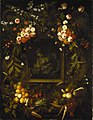Jan Pauwel Gillemans (I) - Garland of flowers surrounding the Virgin and Child.jpg