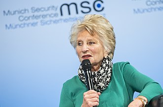 Jane Harman - Harman during the MSC 2017