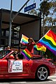 Jane Velez-Mitchell - Red Porsche - Pride Parade 2010 (2).jpg