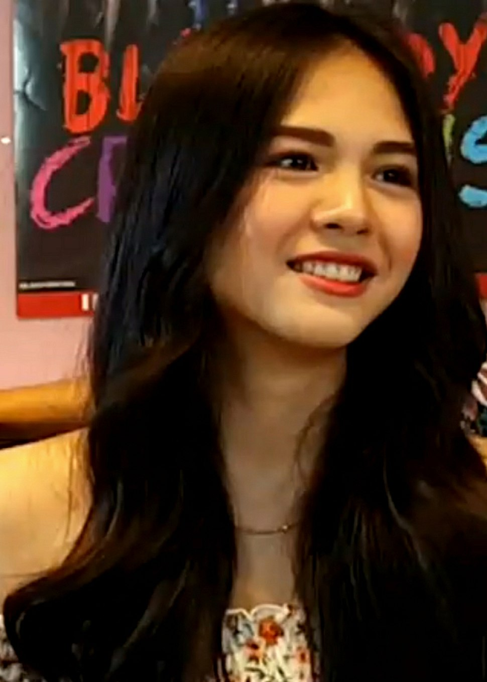 Janella Salvador in 2017