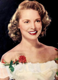 Janet Leigh 1950 portrait