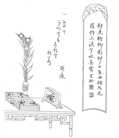 Japanese flower arrangement/Chapter 1 - Wikisource, the free online