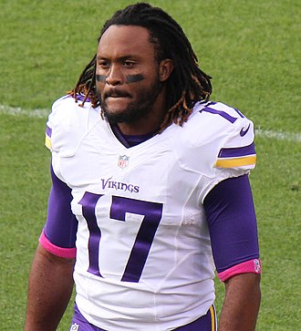 Jarius Wright - Wright in the 2015 NFL season.