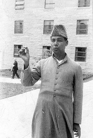 Jasimuddin - Jasimuddin in London, England (1951)