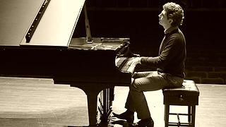 Jayson Gillham Australian pianist
