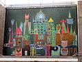 Jean Varda tile murals at Union City station (2), January 2020.JPG