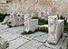 Jerash - Macellum sculptures.jpg